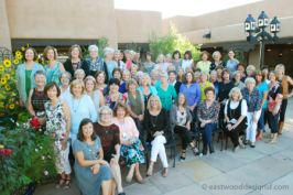 Sorority reunion event