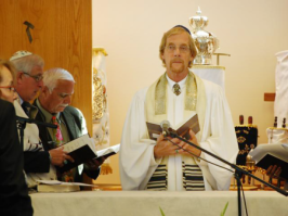 Congregation Beit Tikva Rosh Hashanah service