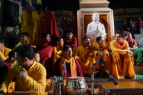 Ashram students—Rishikesh, India