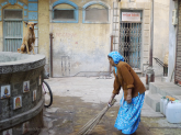 Historic district—Ahmedabad, India