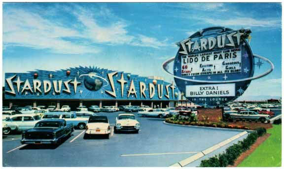 stardust postcard
